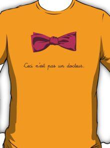 Ceci n'est pas un docteur T-Shirt