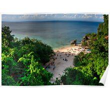 Padang Padang Beach Poster