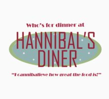 Hannibal's Diner by vitabureau
