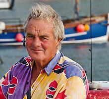 Local Skipper Harry May by Susie Peek
