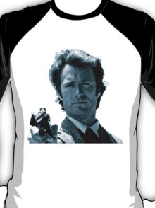 Clint Eastwood in Dirty Harry T-Shirt