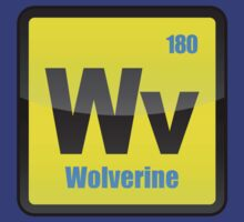 Element of Wolverine by justinglen75