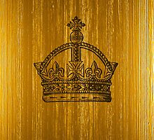 Golden Crown by angeliana