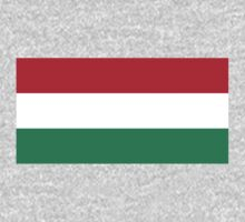 Hungary Flag by cadellin