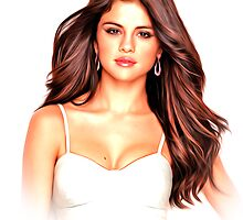 Selena Gomez - Stars Dance - Pop Art by wcsmack