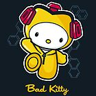 Bad Kitty by fishbiscuit