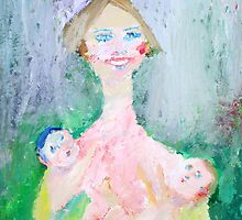 DOUBLE MATERNITY by lautir