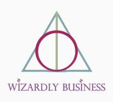 Wizardly Business by vitabureau