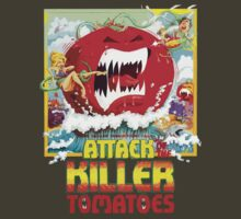 Attack of the killer tomatoes. (b movie) by BungleThreads