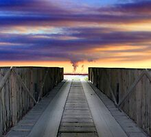 Bridge To Armageddon by Gene Walls