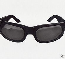 The Modernists - Sunglasses by Paul  Nelson-Esch