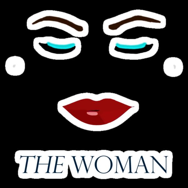 The Woman by vitabureau