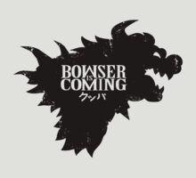 Bowser Is Coming by Baznet