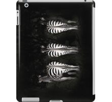 one moonlit night iPad Case/Skin