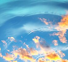 Water & Sky II by Tracy Jones