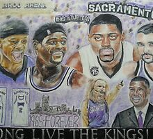 The Sacramento Kings- Past, Present, Future by sjhorner