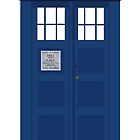 TARDIS by Crystal Friedman