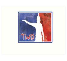 TWD Art Print