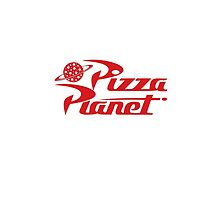 Pizza Planet by Crystal Friedman