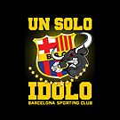 "Barcelona Sporting Club ""Un solo Idolo"" by mqdesigns13"