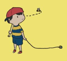 Ness Walking The Dog by foxymoronn