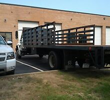 McGuire Trucking Service - Long island flatbed by brian745
