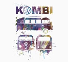 Volkswagen Kombi - 3 way (faded) by blulime