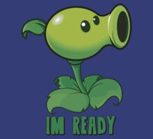 Im Ready for War PVZ Peashooter by StraightEK