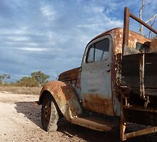 Ridge Relic - Lightning Ridge by DashTravels