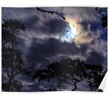 Moon Break Poster