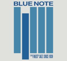 Blue Note - The Finest In Jazz by erebusnz