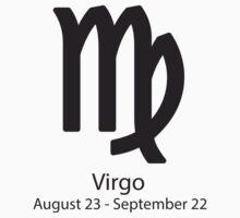 Zodiac sign Virgo August 23 - September 22 by Adrian Bud