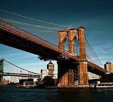 Brooklyn Bridge by Jessica Brooke