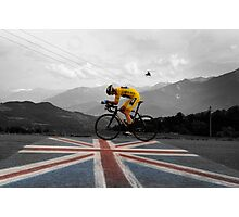 Chris Froome - Tour de France Champion Photographic Print