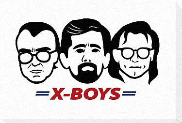 The X-Boys by KentZonestar