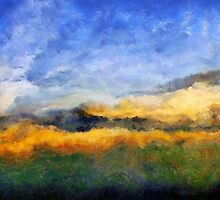 Amber Waves by RC deWinter