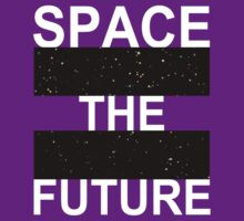 Space = The Future by annekulinski
