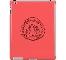 Monkey D. Luffy (One Piece) iPad Case/Skin