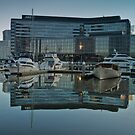 South Wharf Harbour Melbourne by PhotoJoJo