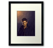 Dean Winchester Framed Print
