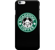 Toadstool Coffee iPhone Case/Skin