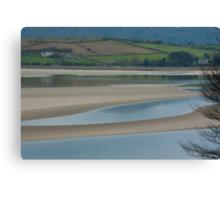 Estuary from Portmeirion Canvas Print