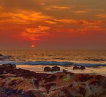 HOPEMAN - SUNSET ON FULL MOON NIGHT by JASPERIMAGE