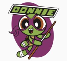 Powerpuff Donnie by DJKopet