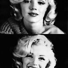 Marilyn Monroe by Laurel Denae