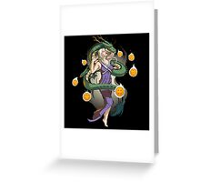 Mother of DragonZ Greeting Card
