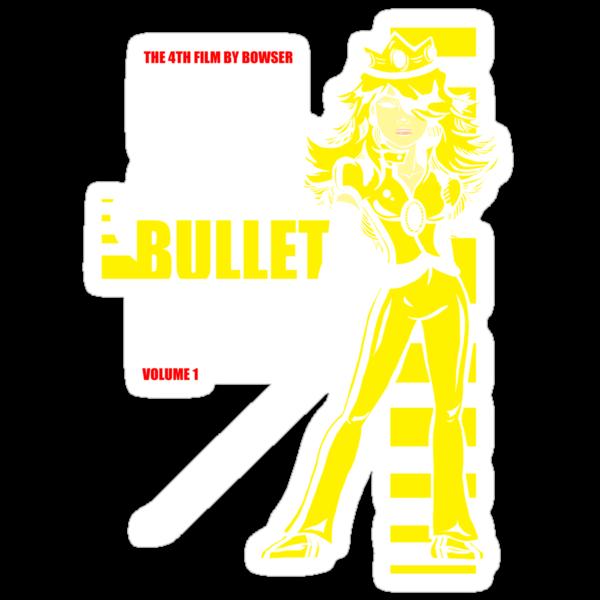 Kill Bullet Bill (Black & Yellow Variant) by ShayLeiArt