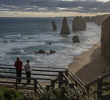 The 12 Apostles 201306065241  by Fred Mitchell