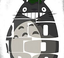 Totoro by A. TW