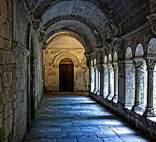 the cloister by Jo-PinX